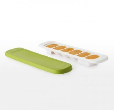Baby Food Freezer Tray with Silicone Lid - 2 Pack