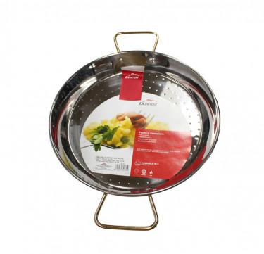 Round Paella Dish