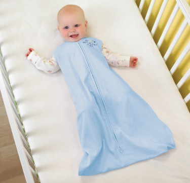 SleepSack Blue