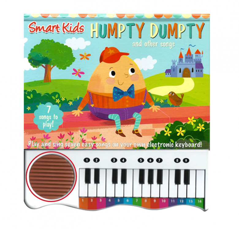 Humpty Dumpty Piano Book