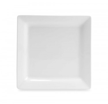Chef's Table Hard Square Dinner Plate