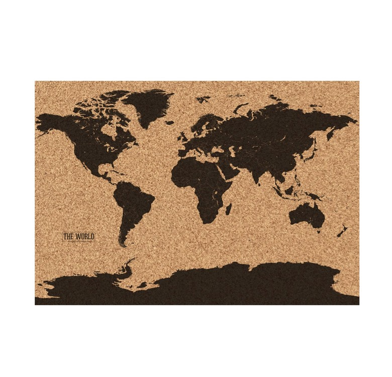 Quirks corkboard map corkboard map gumiabroncs Image collections