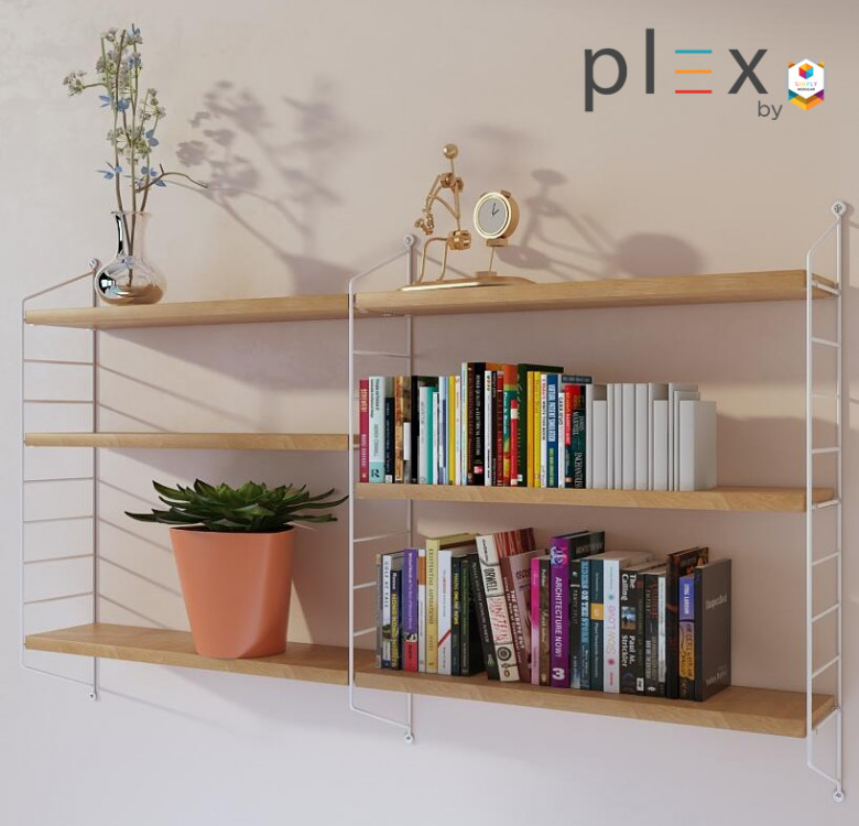 Plex Additional Shelf