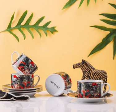 Safari Teacup Set