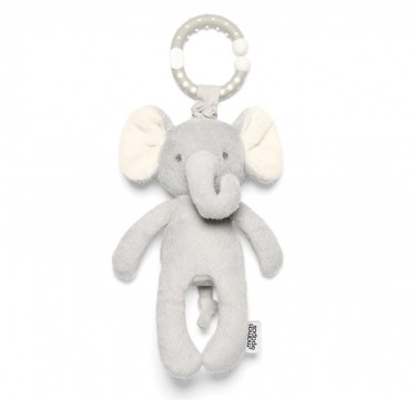Travel toy - Jitter Elephant