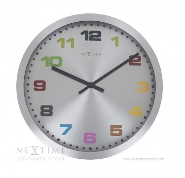Mercure Wall Clock