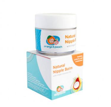 Natural Nipple Balm 30g