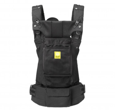 SERENITY Airflow Luxury Carrier (Black)