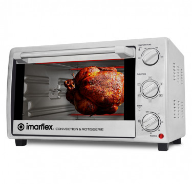 IT-281CRS 3-in-1 Convection & Rotisserie Oven