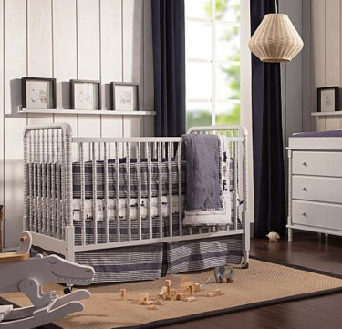 Jenny Lind Crib 3-in-1 Convertible Crib