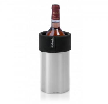 Wine Cooler, Stainless Steel