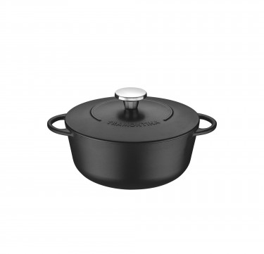 Trento Enameled Cast Iron Casserole