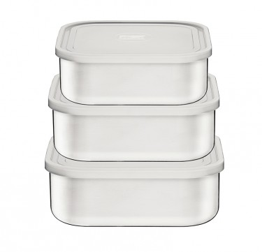 3-Piece Container Set