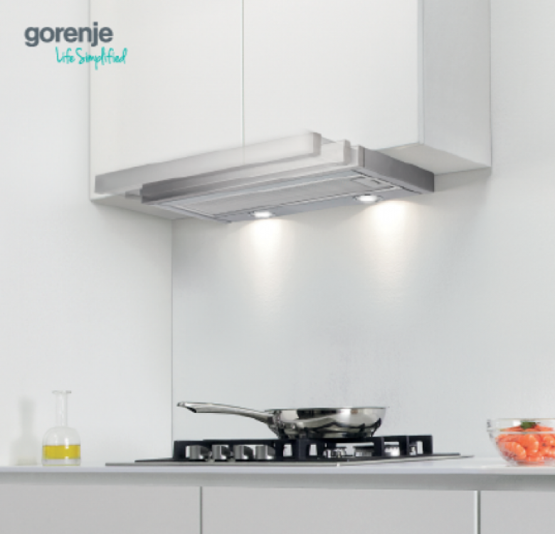 Built-in Extendable Cooker Hood BHP923E13X