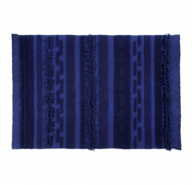Lorena Canals Air Alaska Blue Washable Rug (Large)