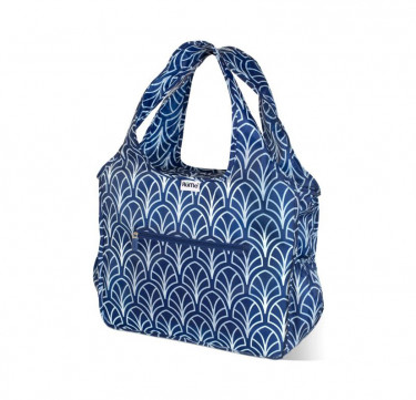 ALL Foldable Zippered Tote (Aspen)