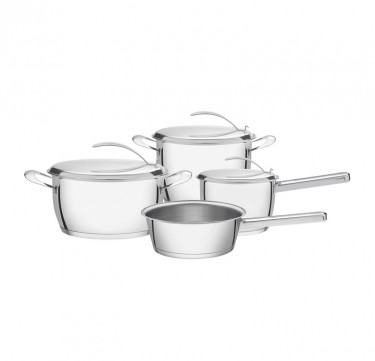 Ventura 4-Piece Cookware Set