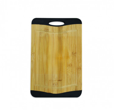 Reversible Non-Slip Bamboo Chopping Board