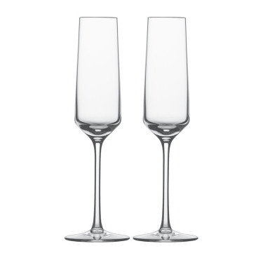 Pure Sparking Wine Glass Set of 2