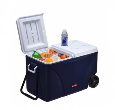 75-Qt 5-Day Wheeled Ice Chest  sc 1 st  Knots u0026 Pans & Rubbermaid: Large Step Stool islam-shia.org