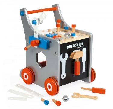 Brico'Kids Magnetic DIY Trolley