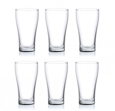 Ocean Glassware Conical Super 10 Oz. Set of 6