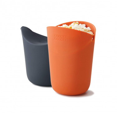 M-Cuisine™ 2-piece Popcorn Maker Set