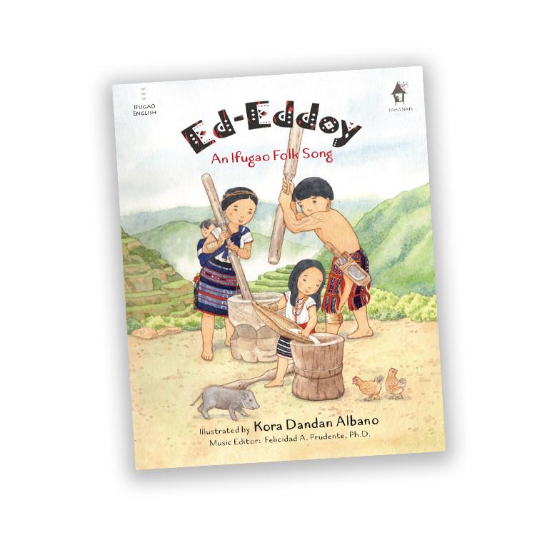 Ed-Eddoy, An Ifugao Folk Song (Music Book)