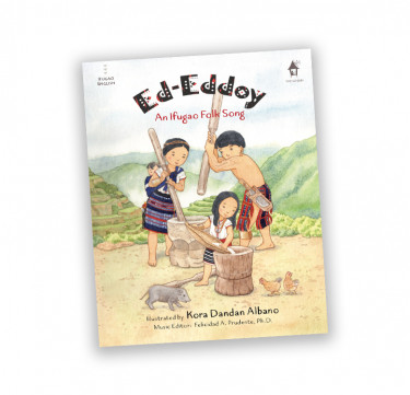 Ed-Eddoy, An Ifugao Folk Song (Music Book)