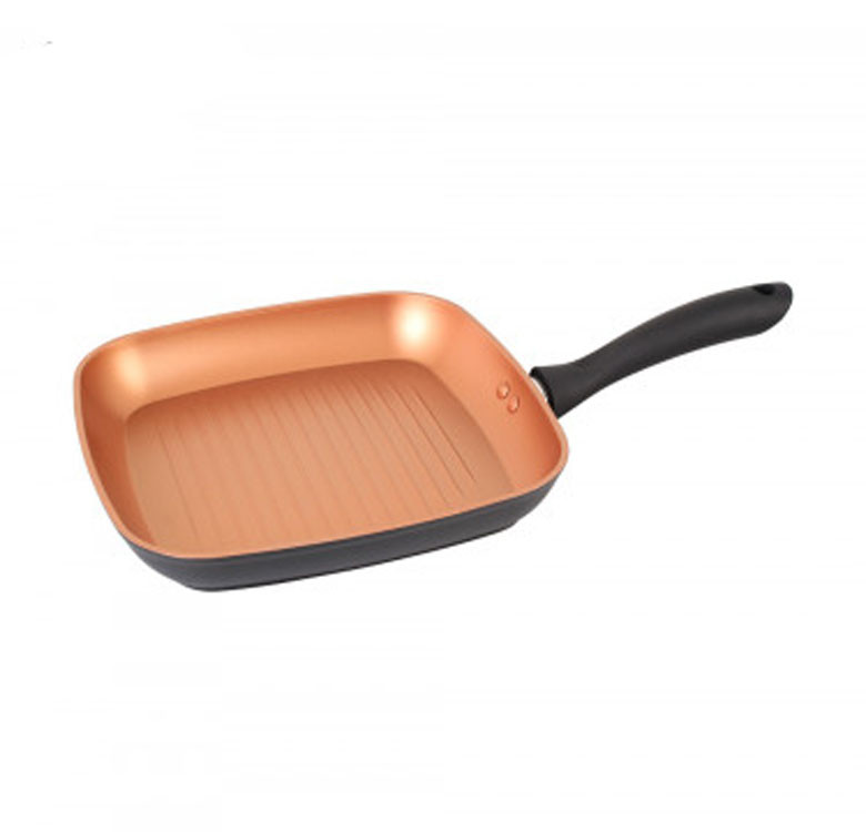 Sienna 28cm Forged Grill Pan