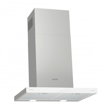 Simplicity Collection Freestanding Wall Decorative Cooker Hood WHT6SYW
