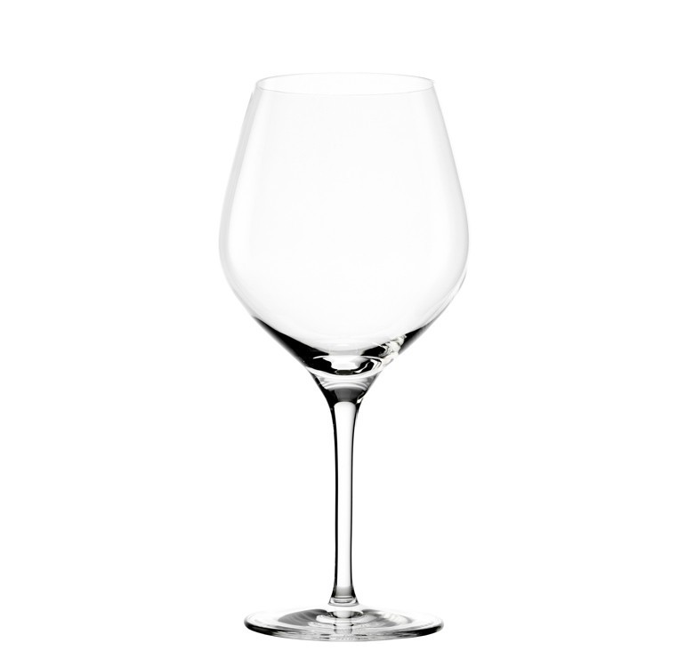 Exquisit Burgundy Set of 6