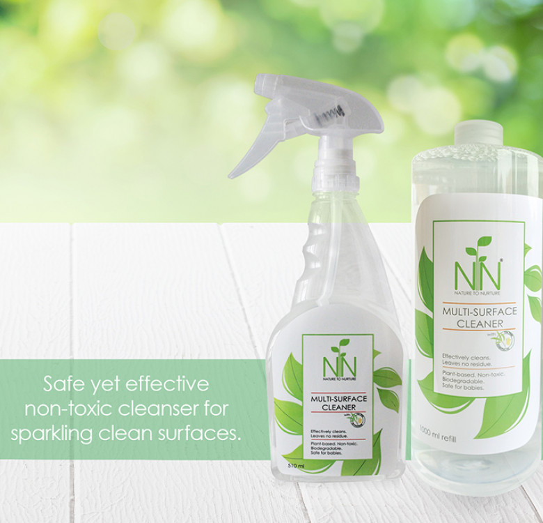 Multi-Surface Cleaner Spray (Pack of 2)