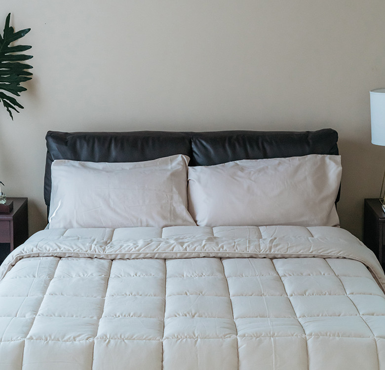 Feather Stone Comforter
