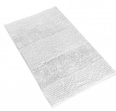 Two-tone Chenille Rug