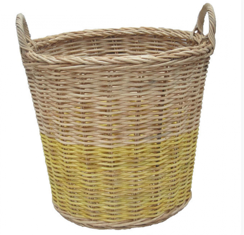 Dalisay Basket (Half-Colored)