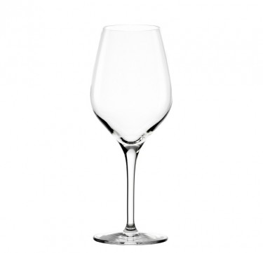 Exquisit Lead-Free Crystal White Wine Set of 6