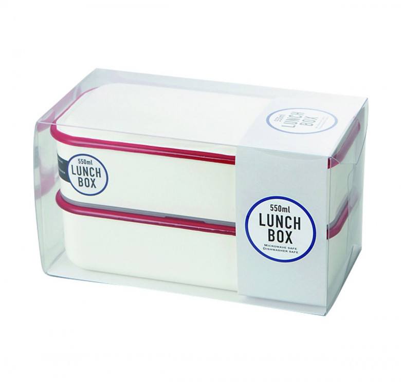 Retro Moda Bento Box (2-layers)