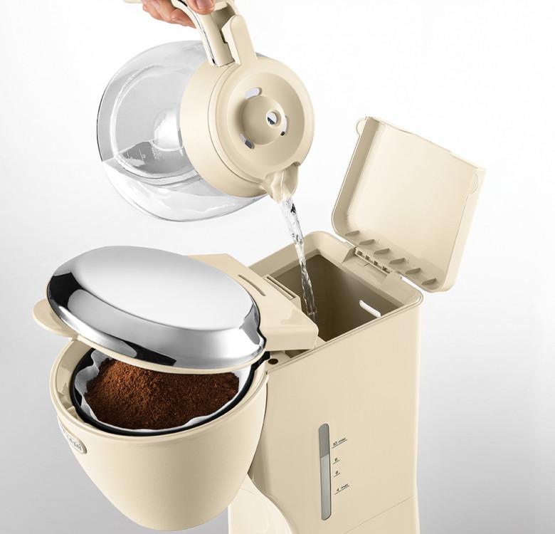 Argento Flora Drip Coffee Maker ICMX210