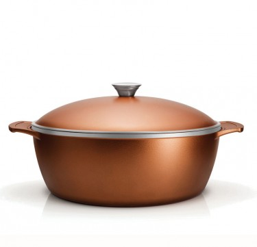 24cm Lyon Induction Casserole