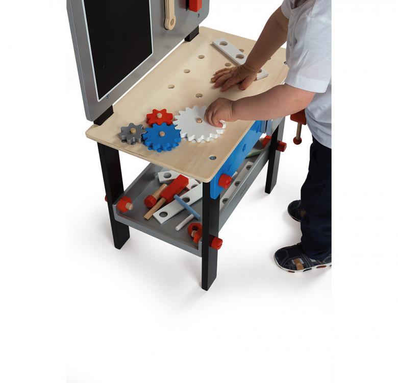Brico'Kids Magnetic DIY Workbench