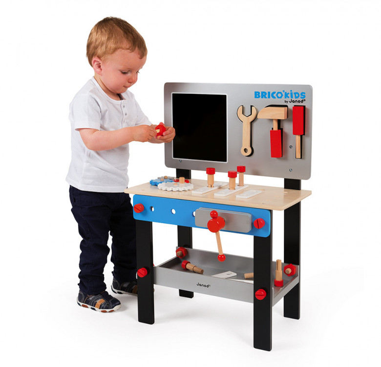 Brico'Kids Magnetic DIY Workbench