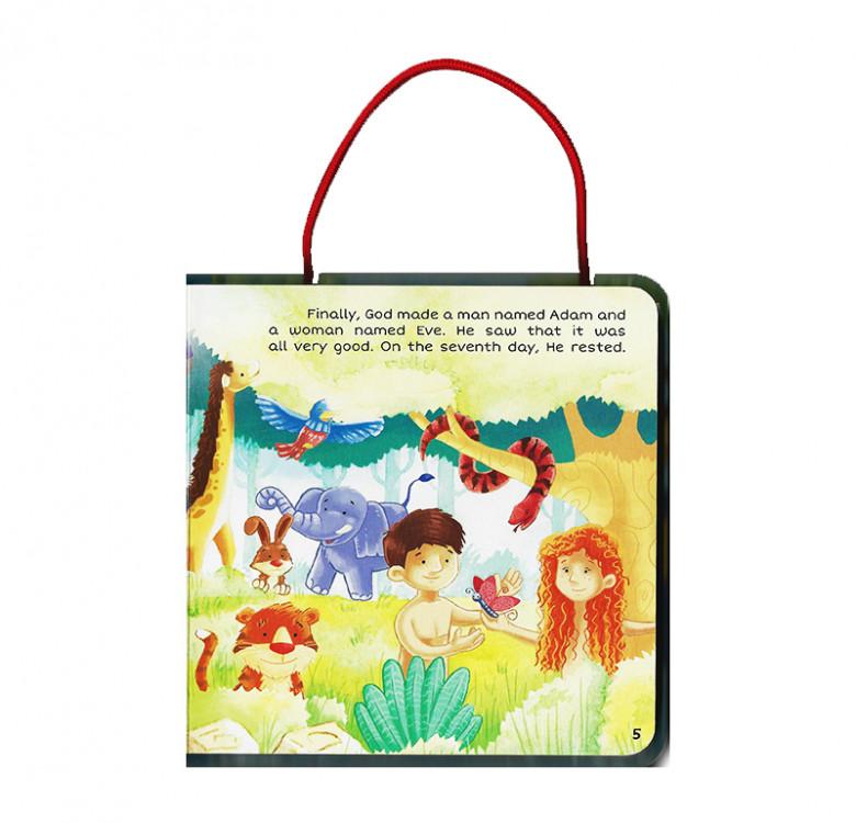 "Smart Babies ""My First Carry Along Bible"" (Board Book)"