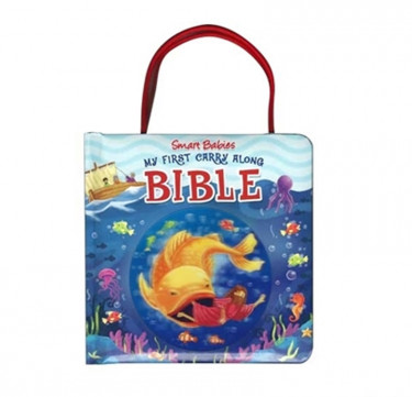 "Smart Babies ""My First Carry Along Bible"" (Board Book)"