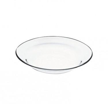 Invitation Soup Plate