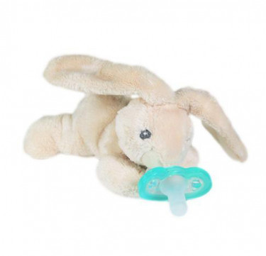RaZbuddy JollyPop Pacifier Coco Bunny