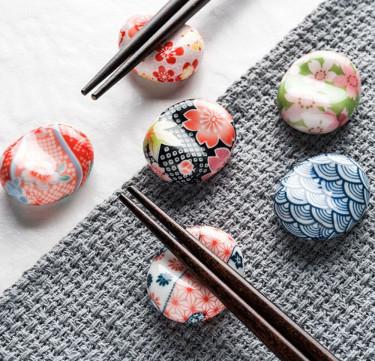Hashioki Chopstick Rest Set of 4
