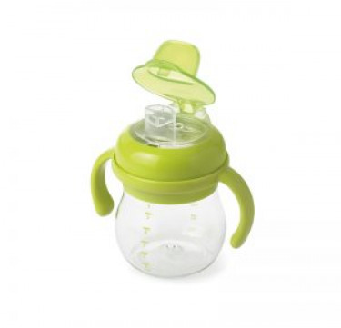 Soft Spout Cup with Handles 6oz