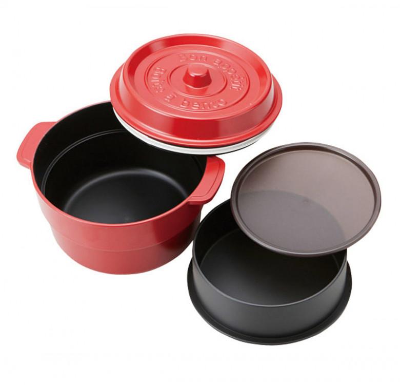 Cocopot Rondo Bento Box (2-Layers)