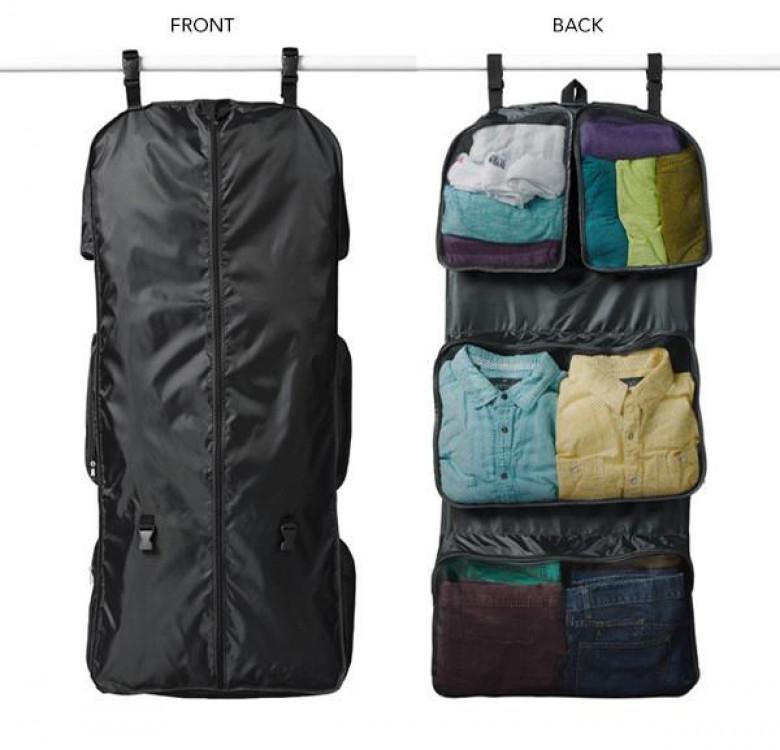 Garment Travel Organizer (Solid)